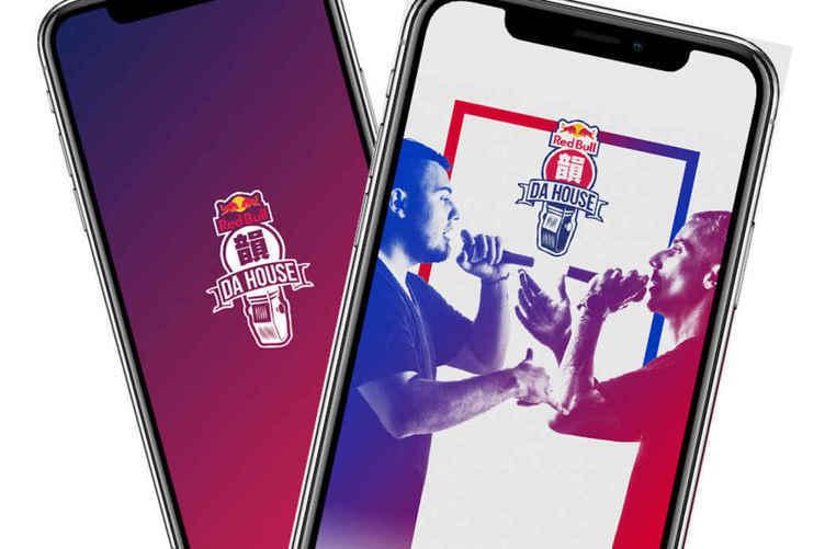 「Red Bull 韻 DA HOUSE」オンラインでフリースタイルやバトルができる新アプリ
