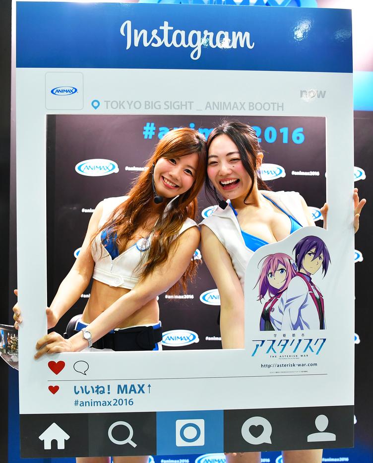 「AnimeJapan 2016」コンパニオン画像まとめ 過去最多の企業を彩った美女たち!