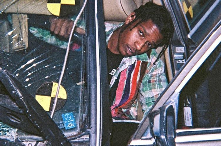 A$AP Rockyが急遽来日 渋谷VISIONのアニバーサリーに明日登場