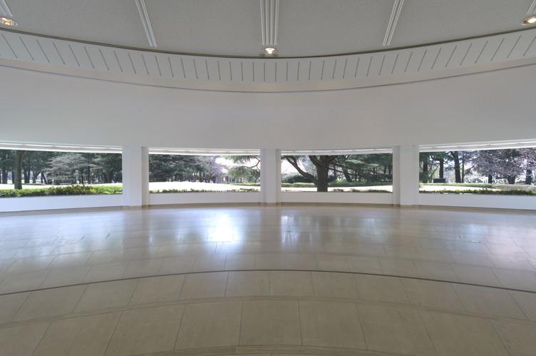 世田谷美術館で「作品のない展示室」 何もない空間で美術館の在り方問う