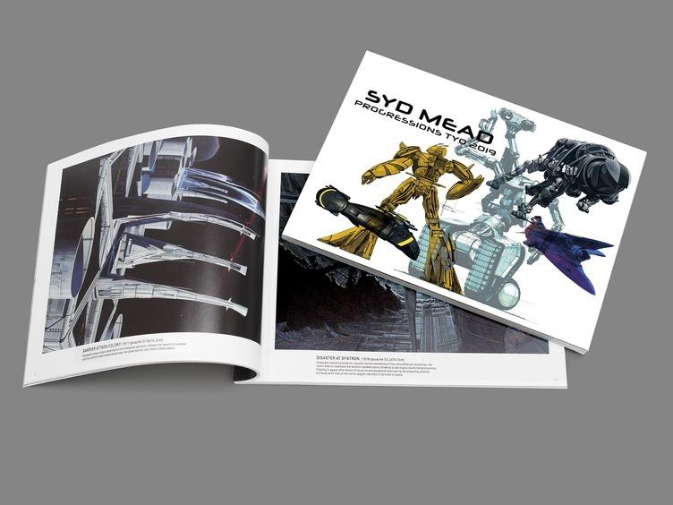 「シド・ミード展」公式図録、「∀ガンダム」ポスターが限定販売