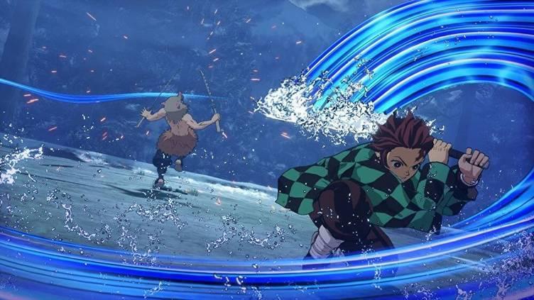 『鬼滅の刃 ヒノカミ血風譚』新PV、炭治郎と禰豆子の大迫力モーションが公開