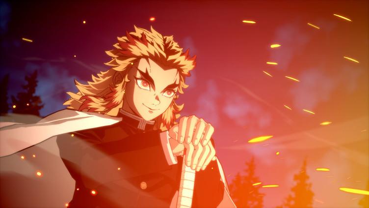 煉󠄁獄杏寿郎、参戦!『鬼滅の刃 ヒノカミ血風譚』ビジュアル映像が公開