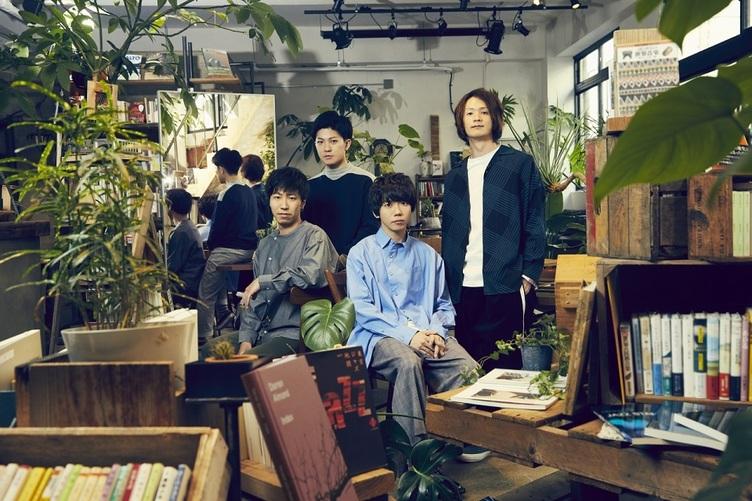 『君の膵臓をたべたい』OP担当、今注目の4人組バンド sumikaとは?