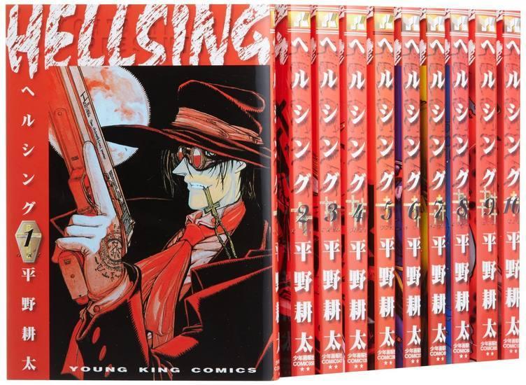 平野耕太『HELLSING』実写化進行中 「ジョン・ウィック」脚本家とAmazonスタジオと提携