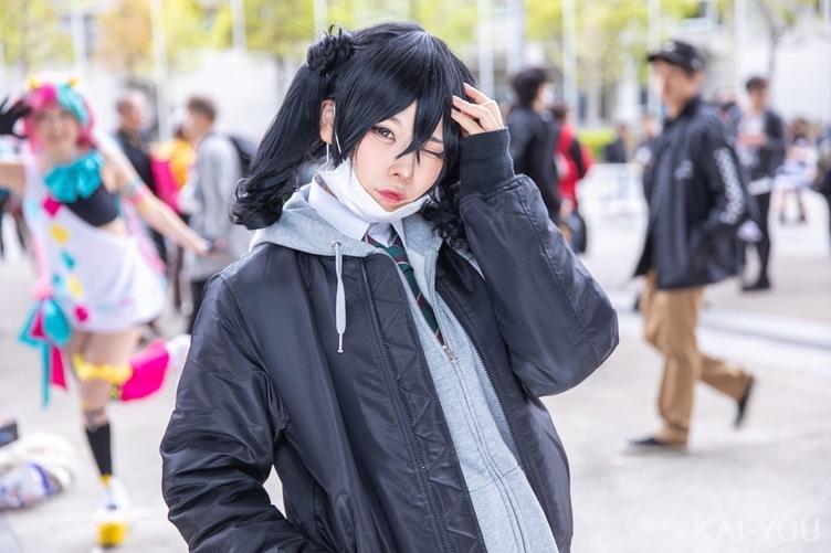 【写真】「超会議2019」美麗コスプレイヤー 最高の連休はじまった!
