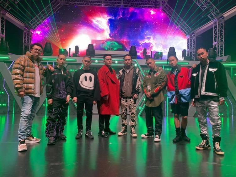 BAD HOP、1月に横アリでワンマンライブ「BAD HOP WORLD」のリベンジ決行