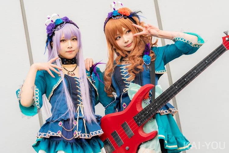 【コミケ97】バンドリ!にアイマス、VTuber 美人コスプレイヤー写真102枚