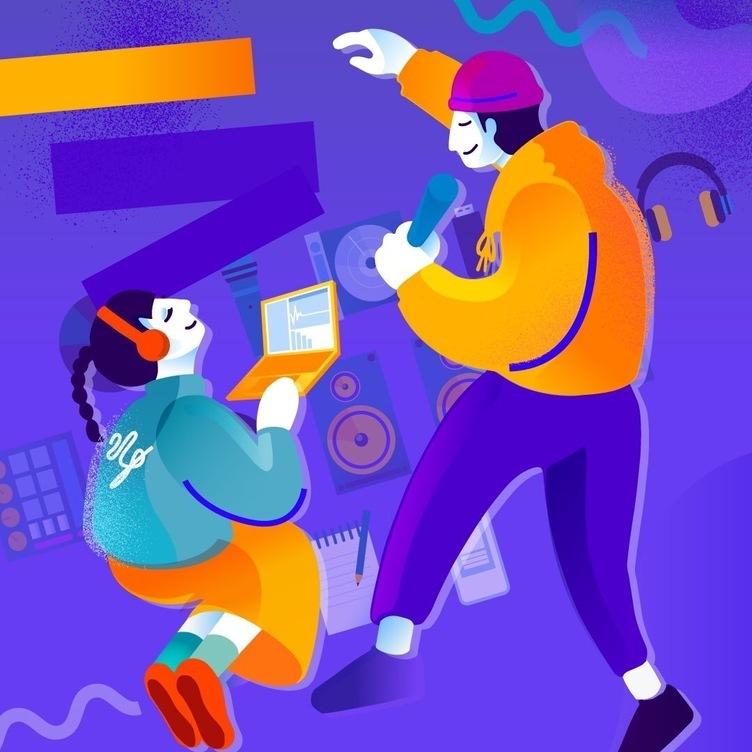 Daichi Yamamoto、Tomgggらが教えるHip Hopのつくり方 LINE MUSIC独占公開