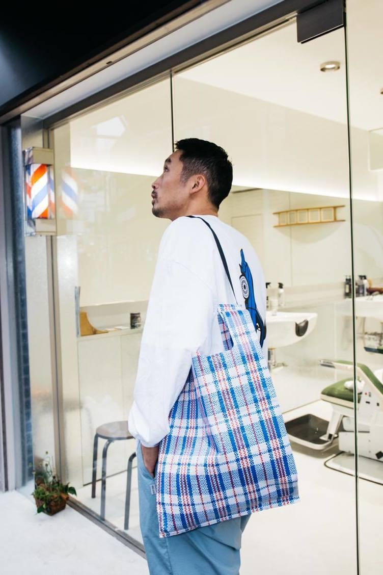 下高井戸の名店(床屋)BARBER SAKOTA、伊勢丹メンズ館でポップアップ