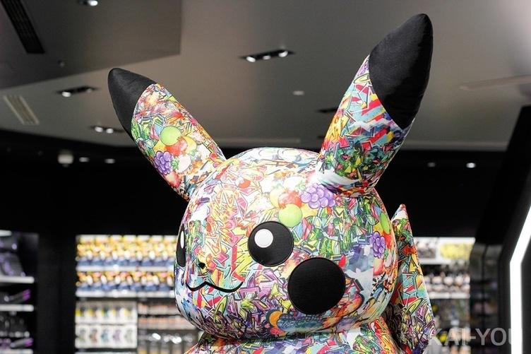 渋谷 ポケモン センター