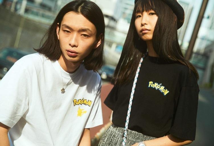 ポケモン×BEAMSコラボ ミュウ、メタモンが「変化する街、渋谷」を表現