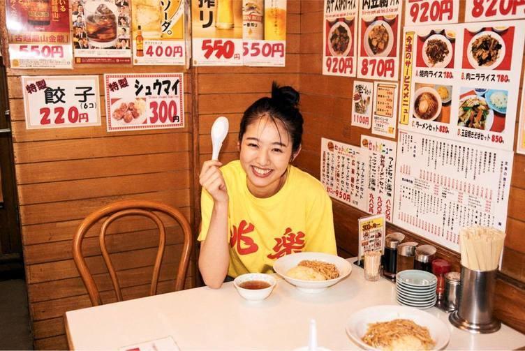 """渋谷の街中華「兆楽」を""""着て""""何食べる? もちろんルースーチャーハンでしょ"""