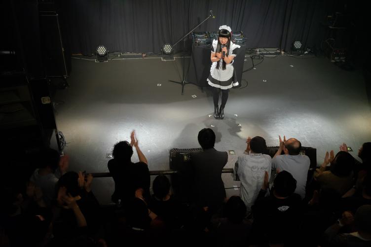 「バーチャルワダリン」が次元を超えた Maison book girl和田輪 生誕イベントレポ