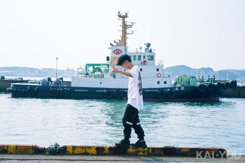 さなり/門司港にて