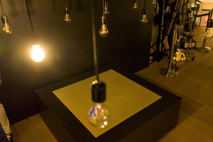 明かりの茶室