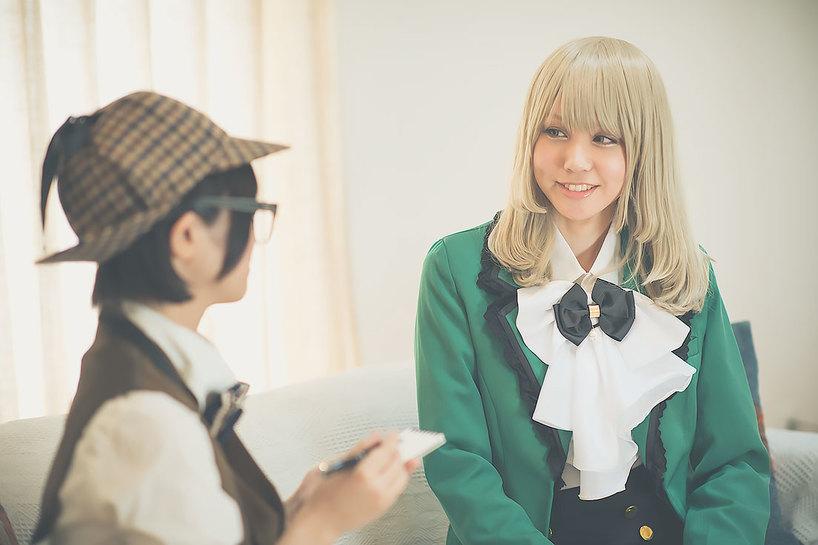 サイトモデルのコスプレイヤー桐生あかりさん