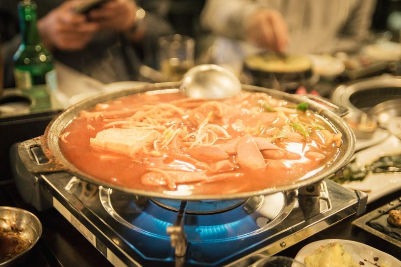 韓国料理は絶品