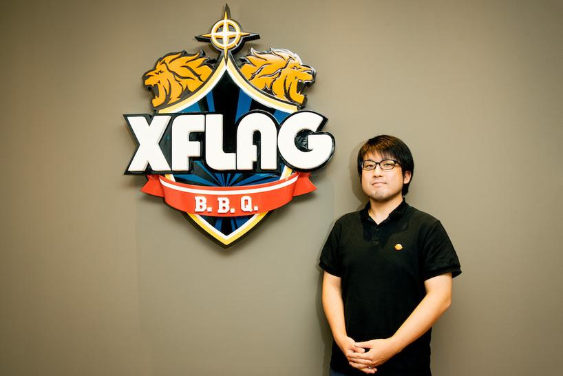 XFALGのテルーマンさん