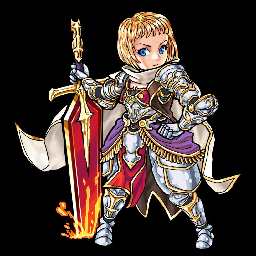 通常「アーサー」/通常「アーサー」は下の「騎士王アーサー」か「円卓の騎士王アーサー」になることができる