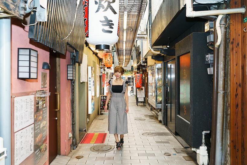 魚町銀天街からさらに奥へ曲がった「鳥町食堂街」には、焼うどん発祥の店「だるま堂」などもある