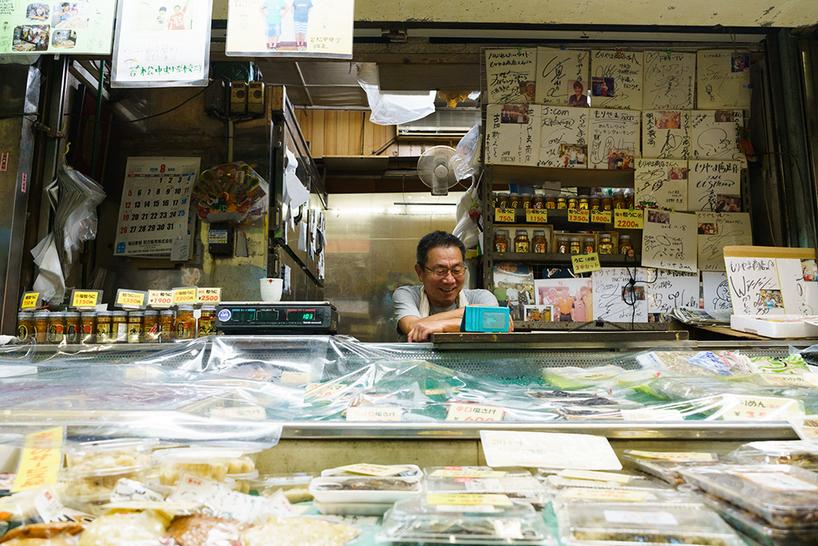 若松の昔ながらの市場「えびす市」