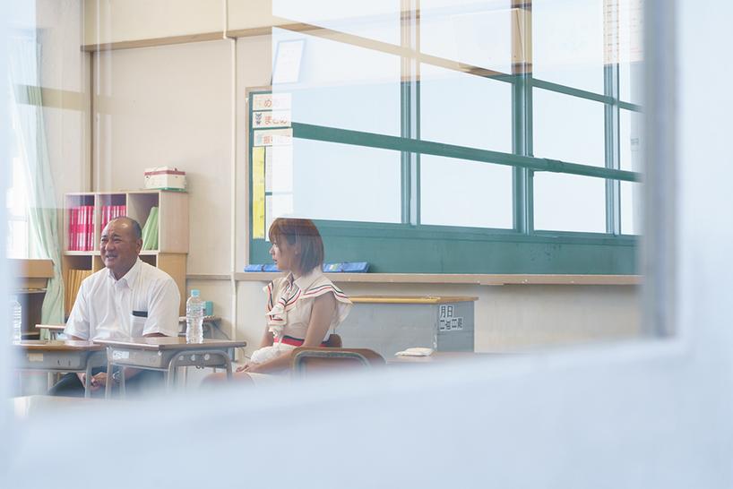 末包先生と藤田さん