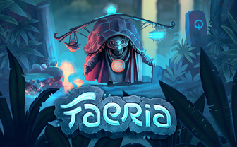 Faeria: Strategy Card Game meets Living Board