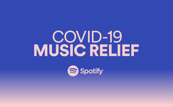 Spotify COVID-19 Music Relief