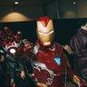 【写真】「東京コミコン」コスプレ ポージングまで完成度の高いヒーロー集結