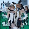 【写真】C96 青空に映える美麗コスプレイヤー 初日に出会えた女神たち