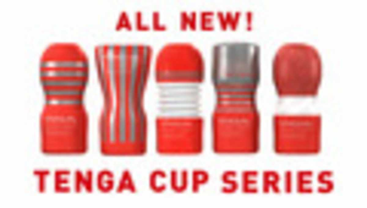「TENGA NEW CUP SERIES」